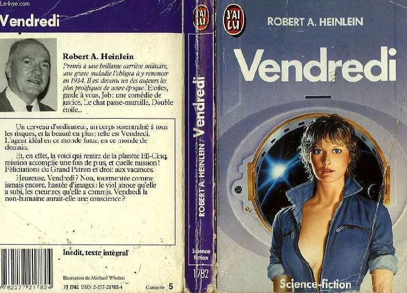 VENDREDI - FRIDAY