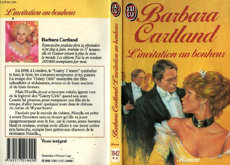 L'INVITATION AU BONHEUR - LIGHTS, LAUGHTER AND A LADY