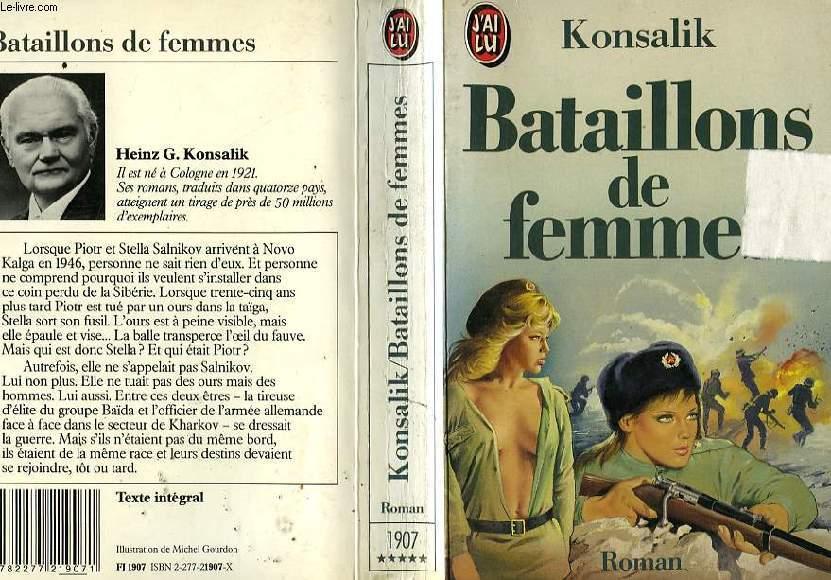 BATAILLONS DE FEMMES - FRAUENBATAILLON