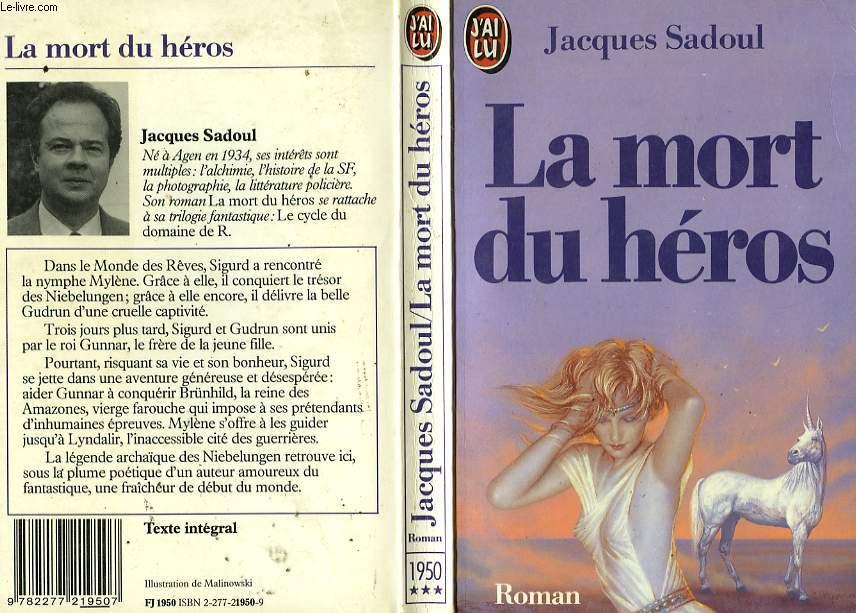LA MORT DU HEROS
