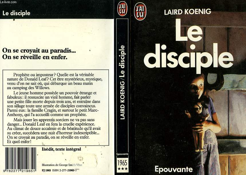 LE DISCIPLE - THE DISCIPLE