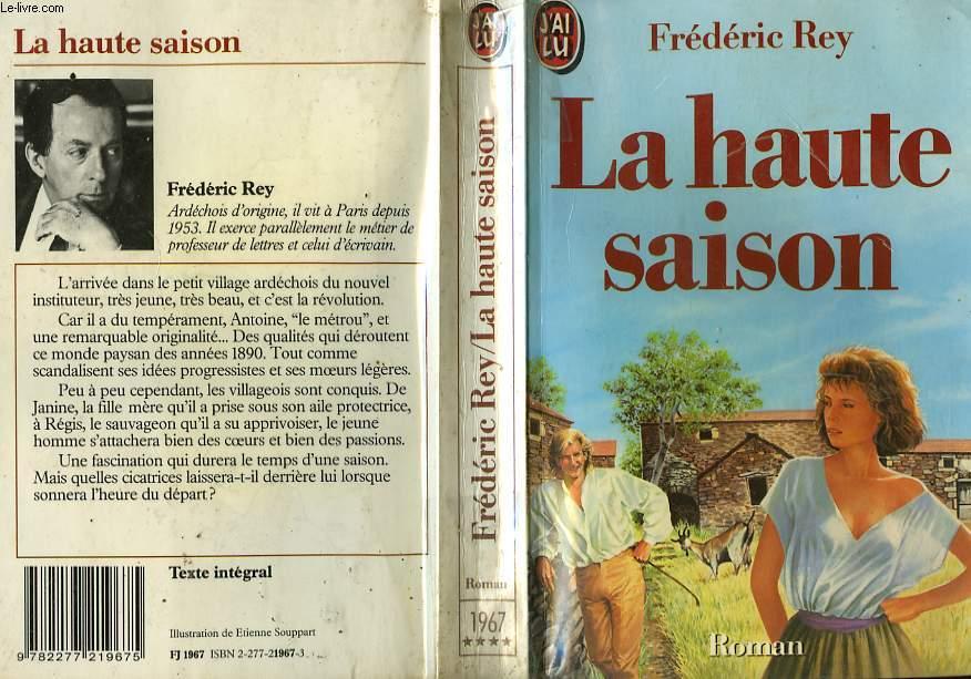 LA HAUTE SAISON