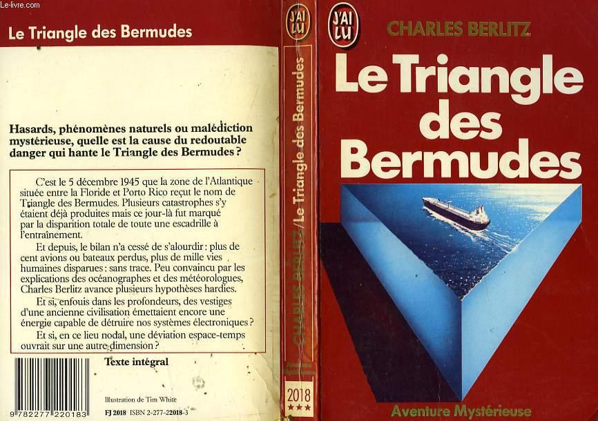 LE TRIANGLE DES BERMUDES - TOME 1 - THE BERMUDA TRIANGLE