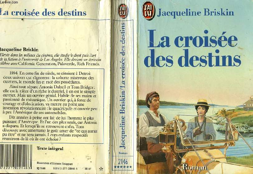 LA CROISEE DES DESTINS - THE ONYX