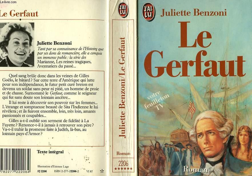 LE GERFAUT - TOME 1