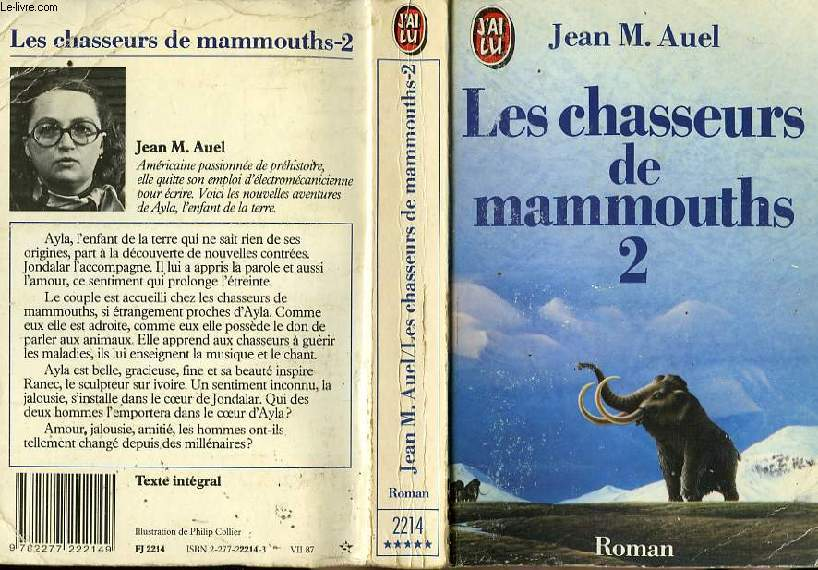 LES CHASSEURS DE MAMMOUTHS - TOME 2 - THE MAMMOTH HUNTERS