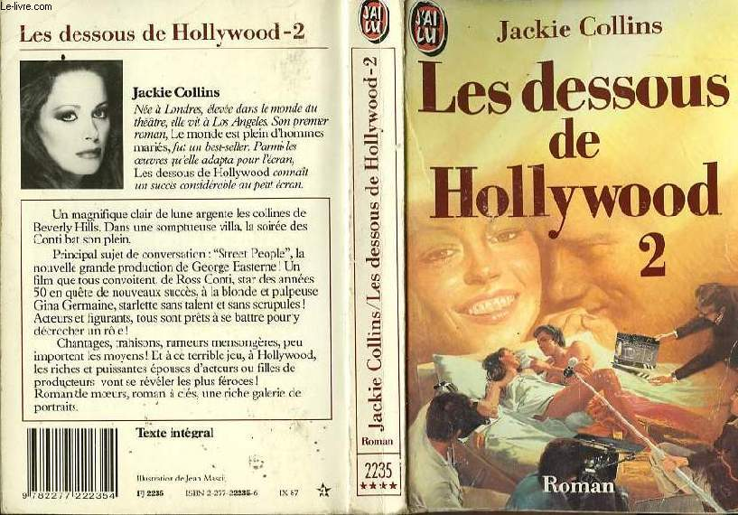 LES DESSOUS D'HOLLYWOOD (Les dames d'Hollywood) - TOME 1 -  HOLLYWOOD WIVES
