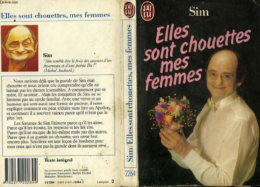 ELLES SONT CHOUETTES, MES FEMMES