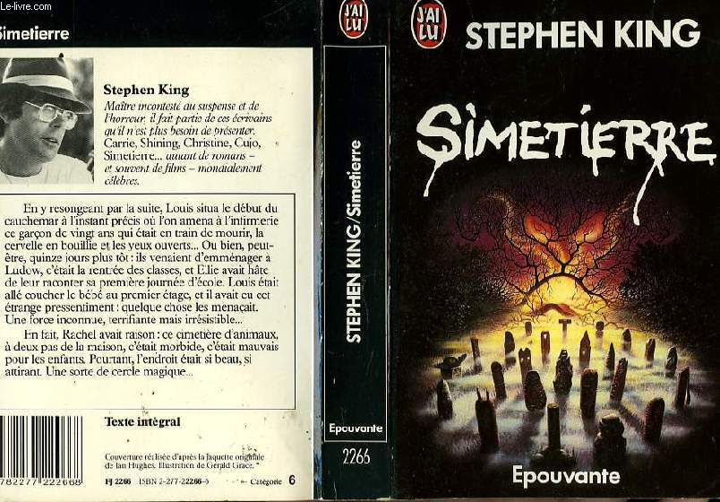 SIMETIERRE - PET SEMATARY