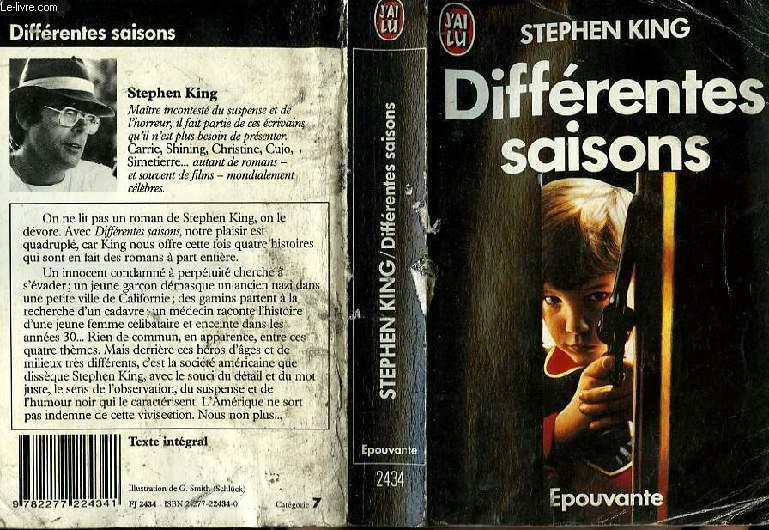 DIFFERENTES SAISONS - DIFFERENT SEASONS