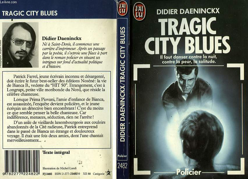TRAGIC CITY BLUES (Play-Back)