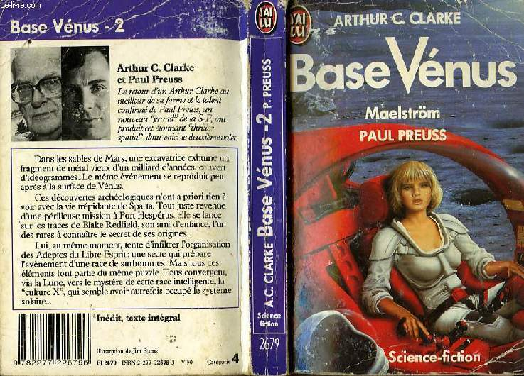 BASE VENUS - TOME 2 -