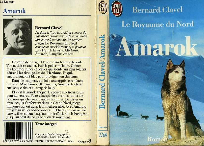 LE ROYAUME DU NORD - TOME 4 - AMAROK