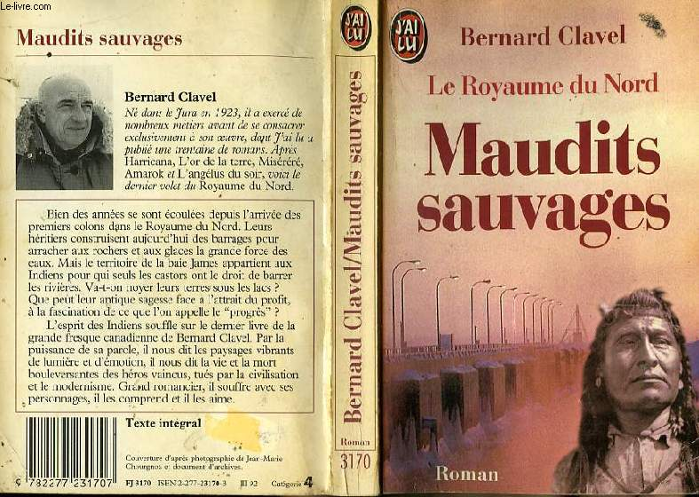 LE ROYAUME DU NORD - TOME 6 - MAUDITS SAUVAGES