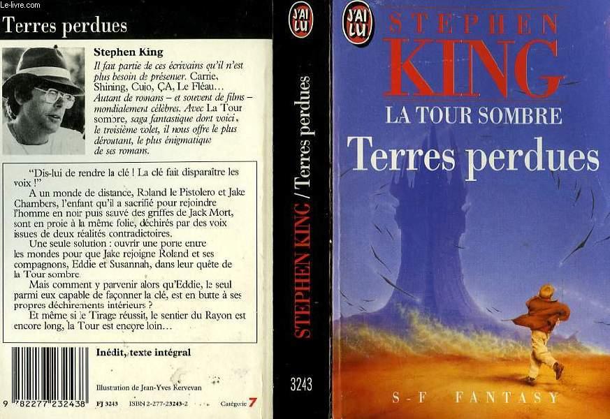LA TOUR SOMBRE - TOME 3 -