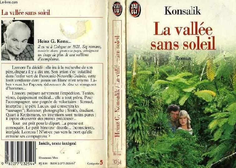 LA VALLEE SANS SOLEIL - TAL OHNE SONNE