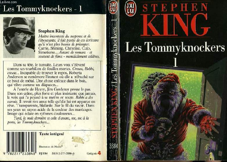 LES TOMMYKNOCKERS - TOME 1