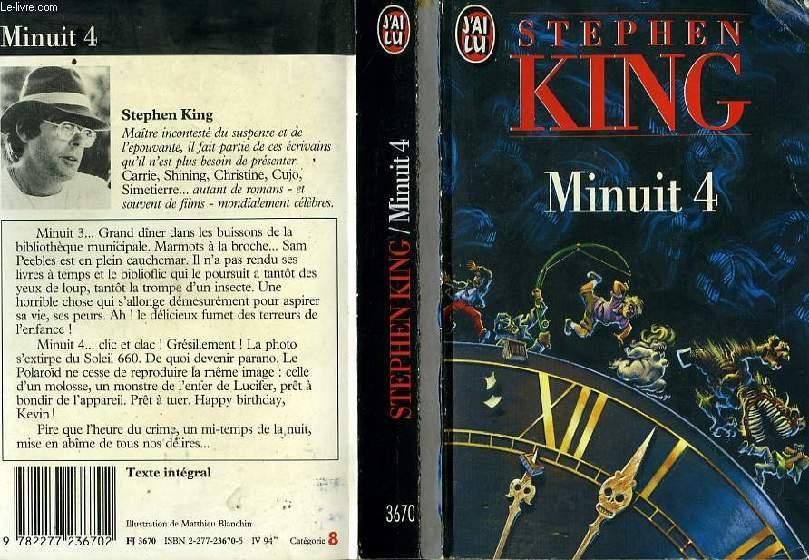 MINUIT 4 - FOUR PAST MIDNIGHT