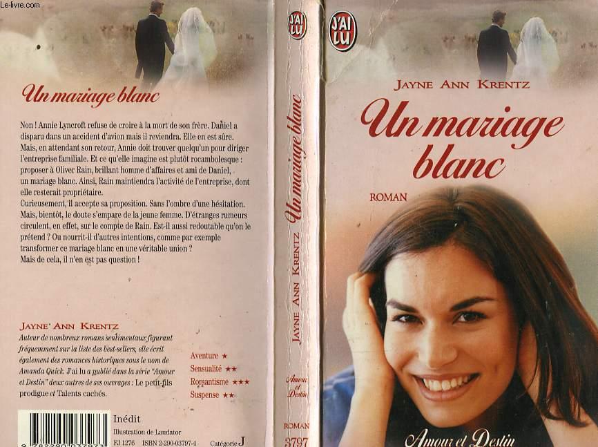 UN MARIAGE BLANC - WILDEST HEARTS