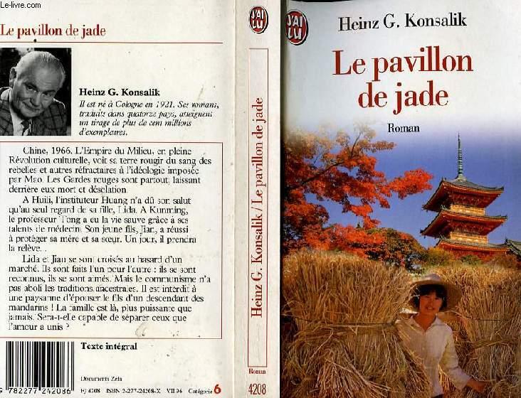LE PAVILLON DE JADE - DER JADE PAVILLON