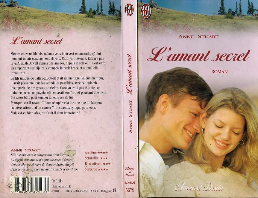 L'AMANT SECRET - SHADOW LOVER