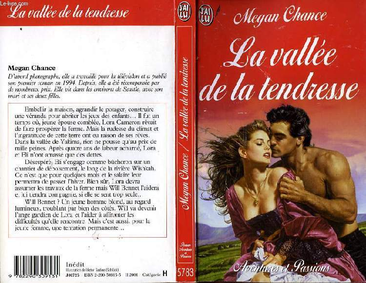 LA VALLE DE LA TENDRESSE - A SEASON IN EDEN