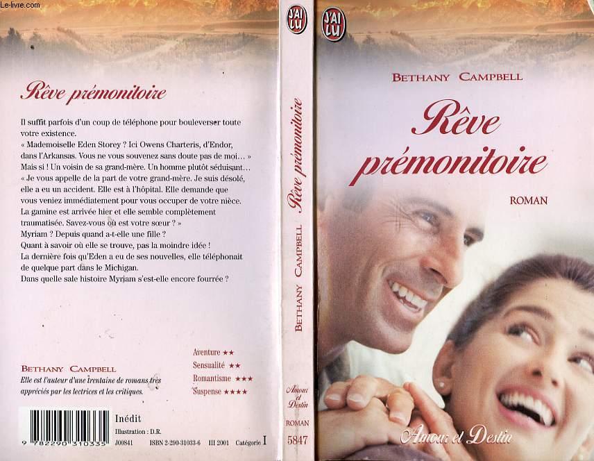 REVE PREMONITOIRE - HEAR NO EVIL