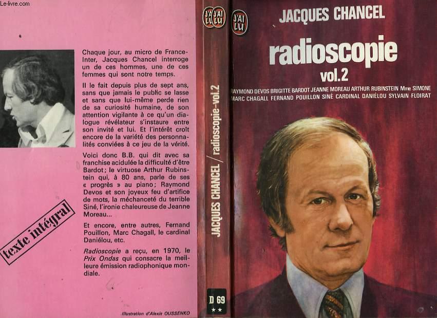 RADIOSCOPIE - VOL. 2