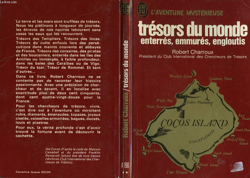 TRESORS DU MONDE ENTERRES, EMMURES, ENGLOUTIS