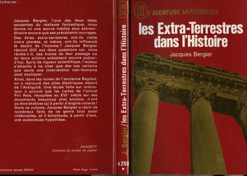 """Liste de l'ancienne collection """"j'ai Lu - L'Aventure Mystèrieuse"""" sur les ovnis et ET RO90071566"""