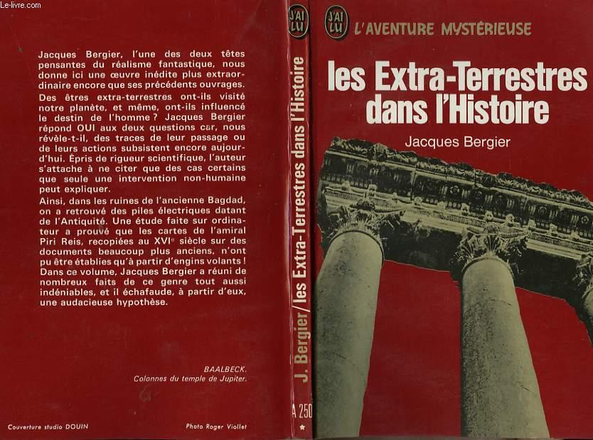 LES EXTRA-TERRESTRES DANS L'HISTOIRE