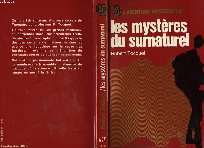 LES MYSTERES DU SURNATUREL