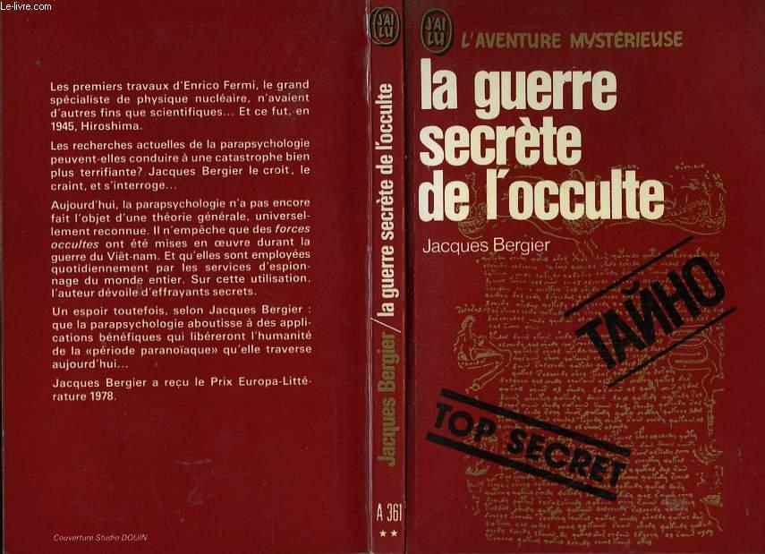 LA GUERRE SECRETE DE L'OCCULTE