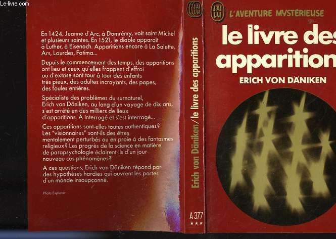 """Liste de l'ancienne collection """"j'ai Lu - L'Aventure Mystèrieuse"""" sur les ovnis et ET RO90071709"""