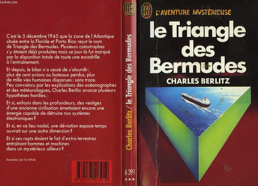 LE TRIANGLE DES BERMUDES - TOME 1 - (The Bermuda Triangle)