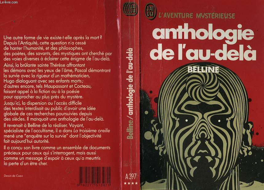 ANTHOLOGIE DE L'AU-DELA
