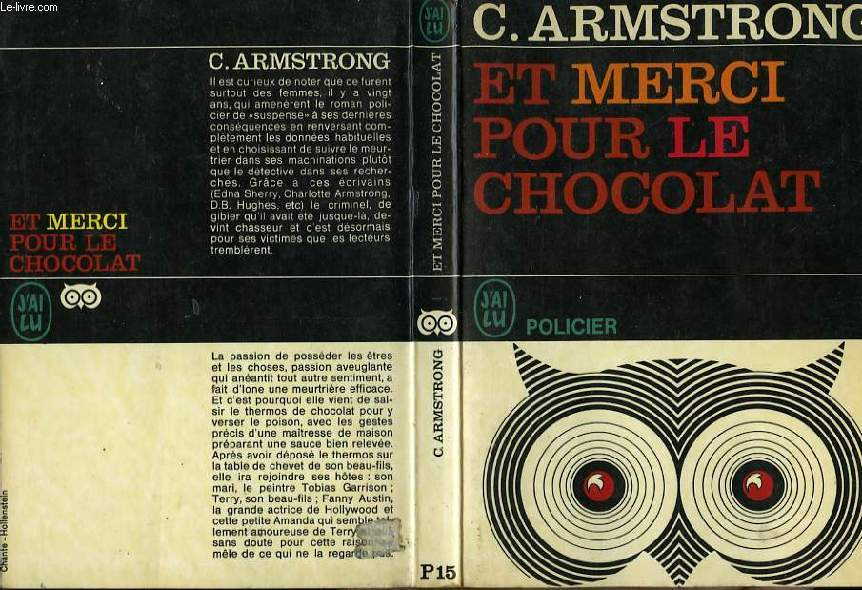 ET MERCI POUR LE CHOCOLAT (The chocolate cobweb)