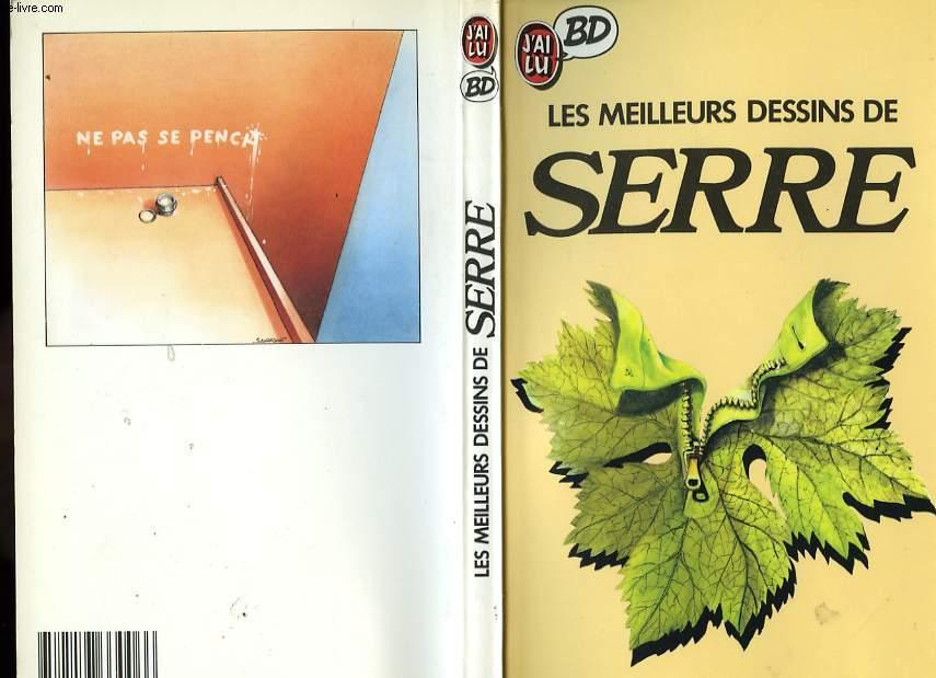 LES MEILLEURS DESSINS DE SERRE
