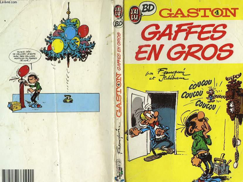 GASTON - TOME 4 -