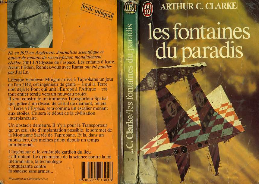 LES FONTAINES DU PARADIS (The foutains of paradise)