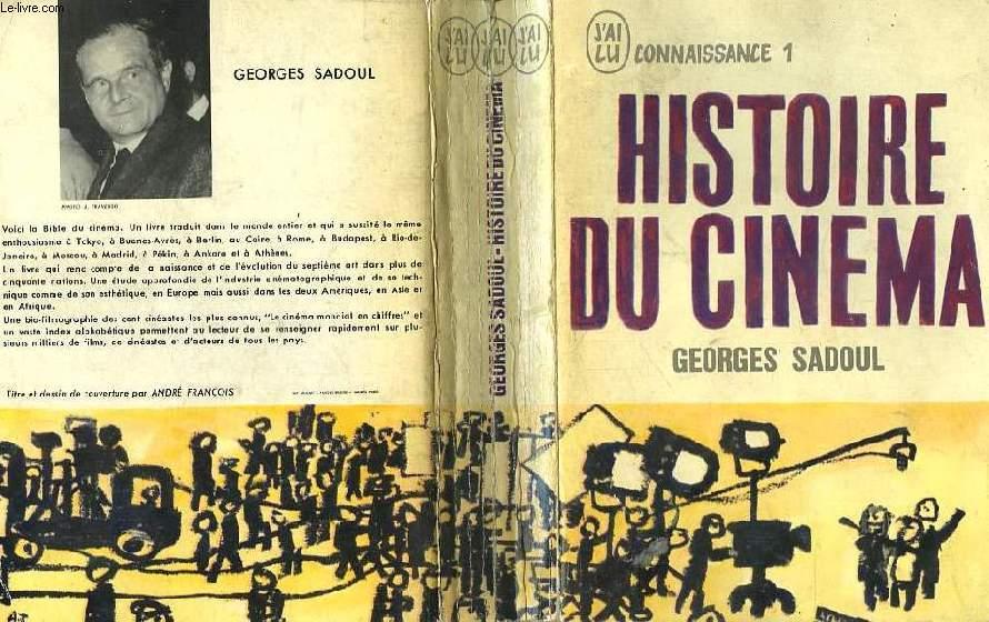 HISTOIRE DU CINEMA