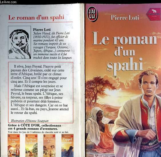LE ROMAN D'UN SPAHI