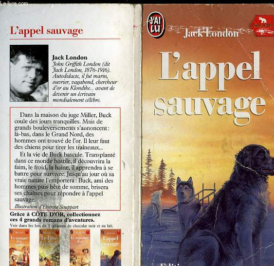 L'APPEL SAUVAGE-THE CALL OF THE WILD