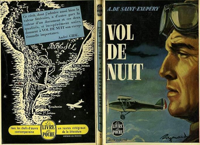 VOL DE NUIT