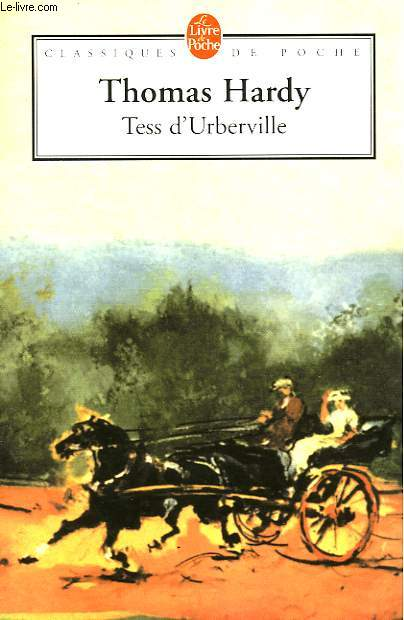 TESS D'HURBERVILLE - UNE FEMME PURE