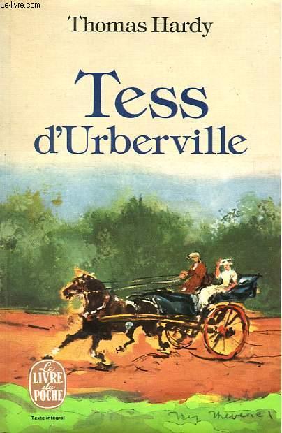 TESS D'HURBERVILLE