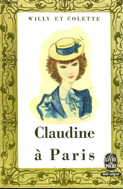CLAUDINE A PARIS