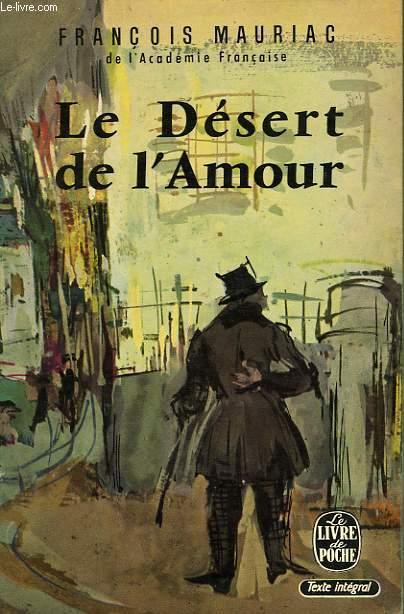 LE DESERT DE L'AMOUR