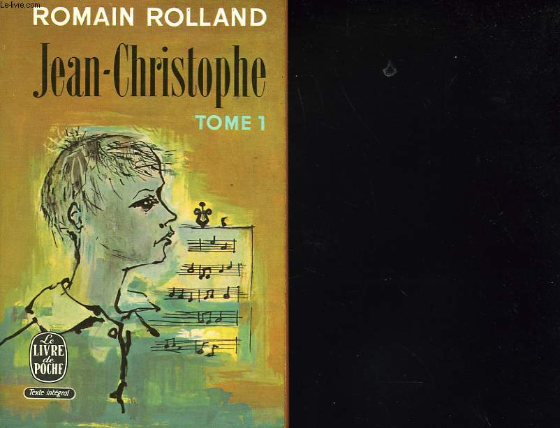 JEAN-CHRISTOPHE - TOME I