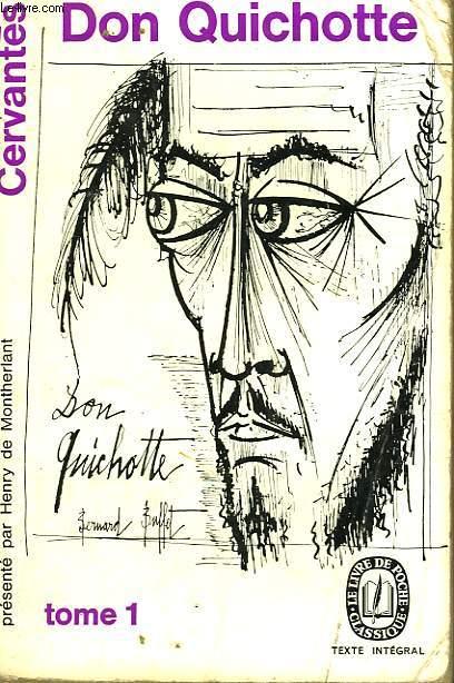 DON QUICHOTTE DE LA MANCHE TOME I